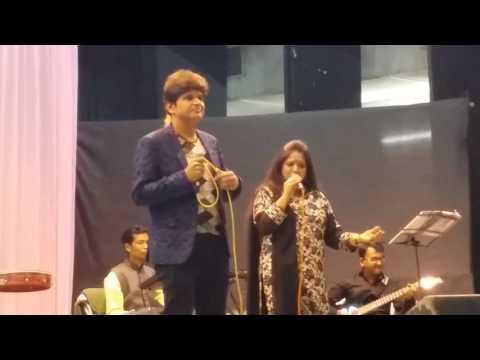 Jaya piyush $ anand ji singing hum bane tum bane