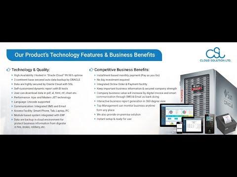 Cloud Solution Ltd Company Profile