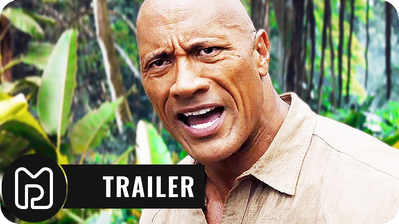 Download JUMANJI: THE NEXT LEVEL Trailer Deutsch German (2019)