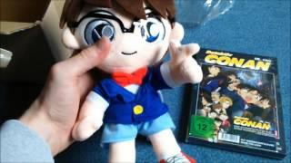 Unboxing Specialedition Detective Conan Movie 18