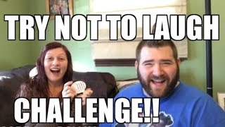 TRY NOT TO LAUGH OR GRIN CHALLENGE! Heel Wife vs Grims Toy Show!