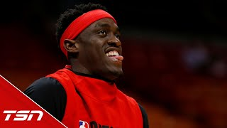 Armstrong: Siakam wasn't spoiled by the AAU system