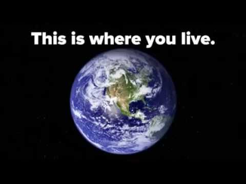 This is Earth