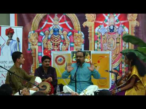 Carnatic Music Lecture Demonstration by Sangeetacharya Dr. Vyzarsu Balasubrahmanyam