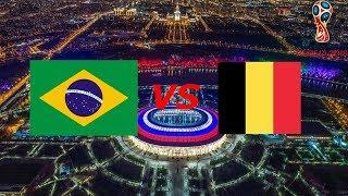 MM-Kisat 2018 Fifa 18 | Osa 30 Brasilia vs Belgia