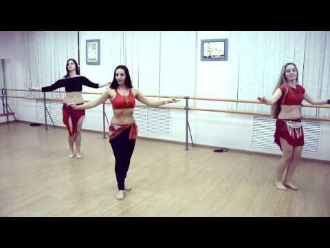 Irina Daliya Shevchenko Belly Dancer Drum Solo Workshops in Moscow