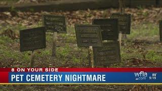 Pet Cemetery Nightmare