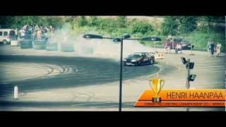 Toyota Cresta JZX90 Drifting [Henri Haanpää Promo 2011]