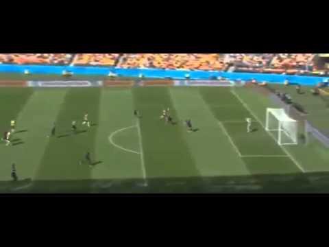 Australia vs Netherlands 2014 2 3 All Goals & Highlights World Cup 2014   YouTube