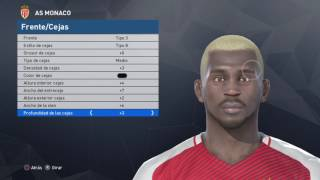 PES 2017 - Face Edit   Bakayoko