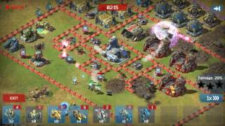 BATTLE FOR THE GALAXY ANDROID GAMEPLAY RAID 13