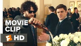 Dirty Grandpa Movie CLIP - Funeral (2016) - Zac Efron Comedy HD