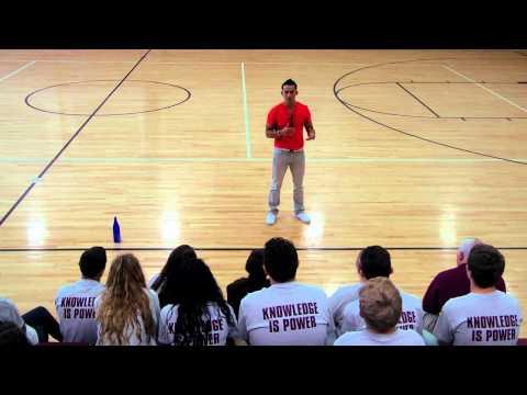 Youth Motivational Speaker – Yahya Bakkar