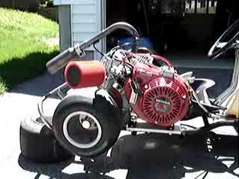 modified honda gx200   youtube