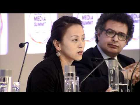 'Upward Mobility' - a roundtable discussion at Abu Dhabi Media Summit 2011