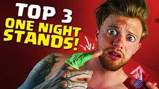 Andres 3 KRANKESTEN One Night Stands!
