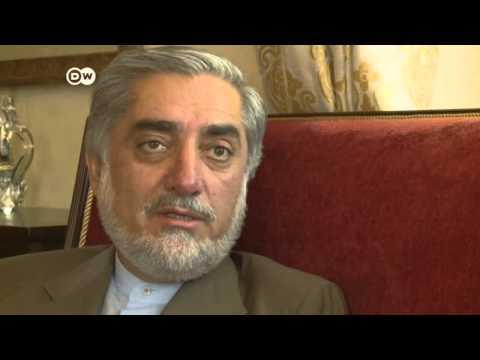 DW interviews Abdullah Abdullah | Journal