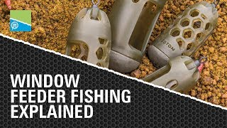WINDOW FEEDER FISHING EXPLAINED