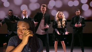 Hallelujah - Pentatonix (A Pentatonix Christmas Special) | REACTION | 🚨TEAR ALERT🚨