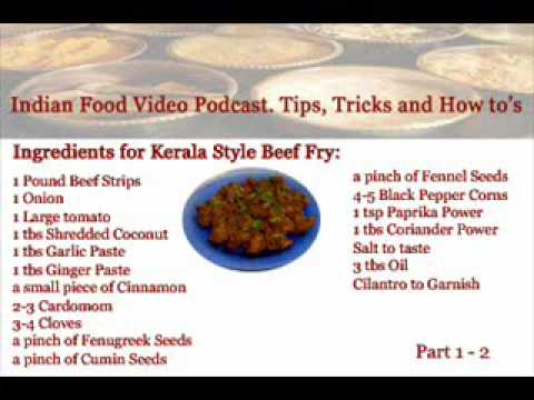 Indian foodcookery video kerala beef recipes south indian food indian foodcookery video kerala beef recipes south indian food youtube forumfinder
