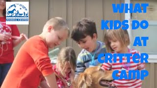 Summer Critter Camp San Diego