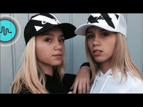 Lisa And Lena Musical.ly Compilation 2017 | LisaandLena Musically