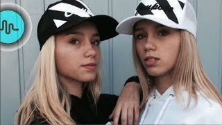 Lisa And Lena Musical.ly Compilation 2017 | LisaandLena Musically Video