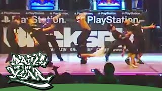 INTERNATIONAL BOTY 2007 – TURN PHRASE CREW (JAPAN) SHOWCASE [BOTY TV]