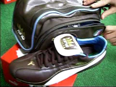 best sneakers 8609c 0fc65 Puma King XL i fg Italia Confederation Cup Edition Soccer Boots - YouTube