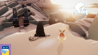 Sky: Children of the Light - Meditate by Valley's ice rink - Daily Seasonal Quest Location
