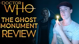 The Ghost Monument SPOILER REVIEW | Doctor Who Series 11 Episode 2