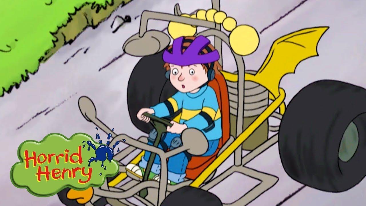 Henry's New Wheels | Horrid Henry | Cartoons for Kids | WildBrain Bananas