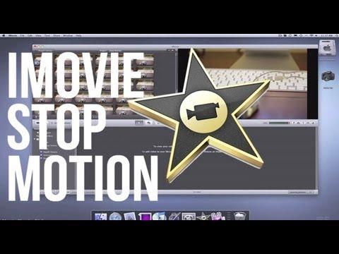 Stopmotion tutorial imovie youtube.
