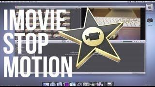 iMovie Stop Motion Tutorial
