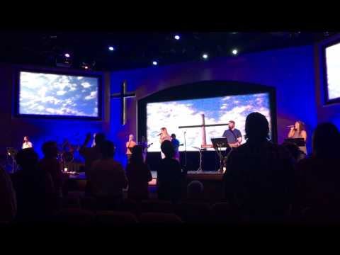 St. Simons Community Church- there's no place I'd rather be during times like these!