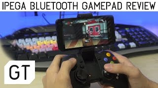 iPega PG-9021 bluetooth controller review