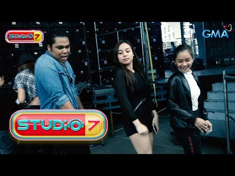 Studio 7: Rehearsal moments with the Clashers | Online Exclusives