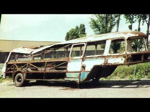 Legendas buszok Europaban