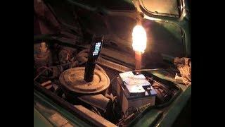 Пропала зарядка на Ваз Lada 2101 2102 2103 2104 2105 2106 2107 карбюратор