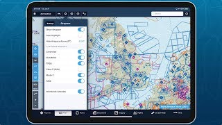 ForeFlight Quick Tip: Hide Airspace by Altitude
