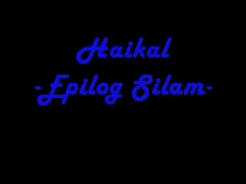 Haikal-Epilog Silam