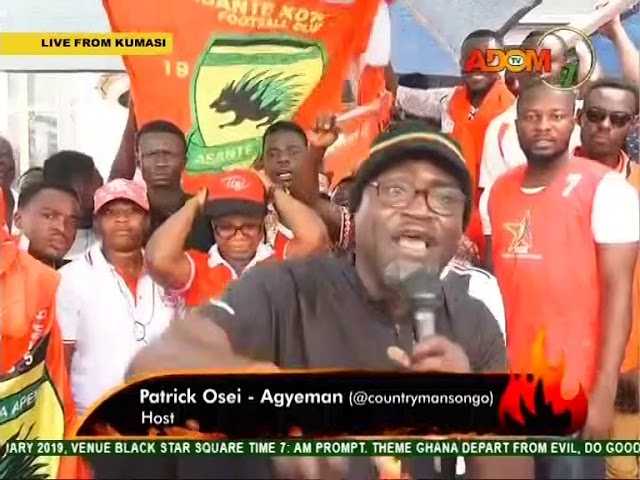 Fire 4 Fire on Adom TV (13-2-19)