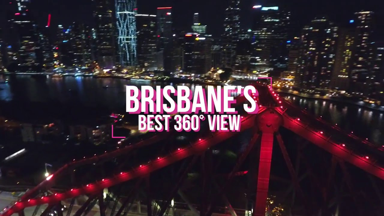 video Story Bridge Adventure Twilight Climb