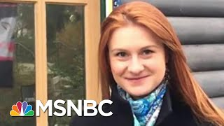 Accused Russian Agent's Alleged Fun Times With Donald Trump Associate | The Last Word | MSNBC