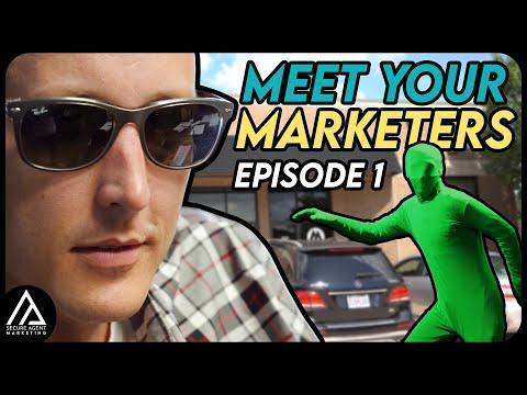 MEET YOUR MARKETERS: Episode 1