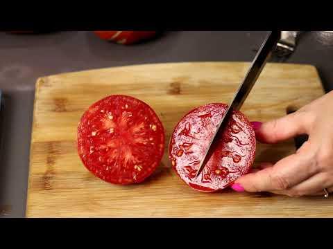 Обзор томатов для теплицы: Сорт Этуаль, Японка, Японский трюфель оранжевый