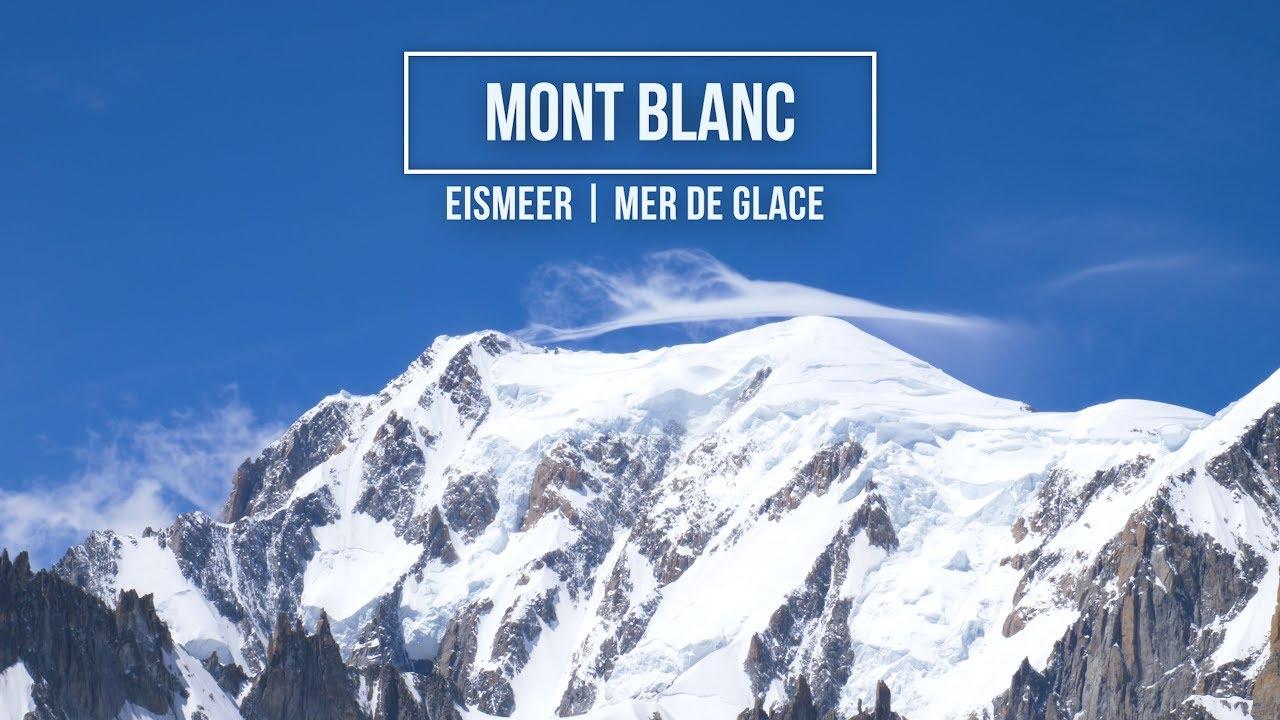Mont blanc glaciers panasonic gh5 4k youtube for Carrelage mont blanc sallanches