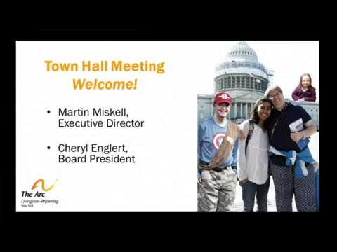 2018 Town Hall Meeting Livingston County