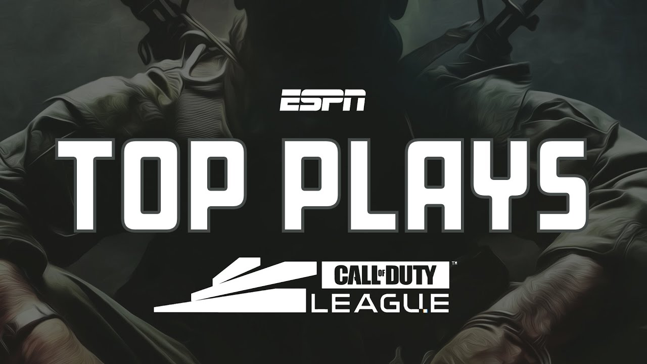 Call of Duty League Opening Weekend: Top Plays | ESPN