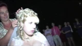 свадьба в деревне